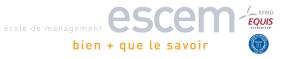 ESCEM Ecole de Management